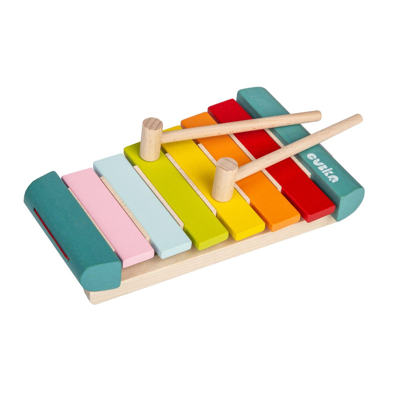 CUBIKA 14033 Xylofon LKS-2 hudební nástroj
